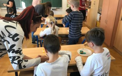 Znanstveno edukativne radionice – Osnovna škola Ante Kovačić