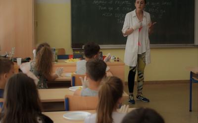 Znanstveno edukativne radionice – OŠ Tituša Brezovačkog