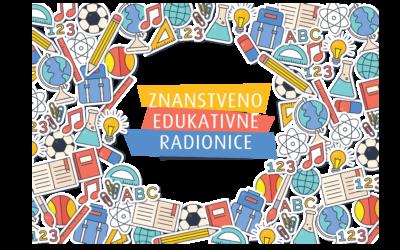 Znanstveno edukativne radionice – Srednja škola Pavla Rittera Vitezovića u Senju