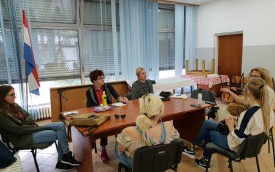 Održan sastanak s volonterima
