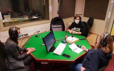 Gostovanje na 1. Hrvatskom radiju